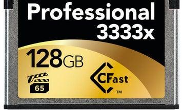 "CES 2014: Lexar Announces ""World's Fastest Memory Card"": 3333x CFast 2.0"