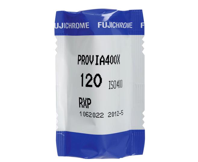 Provia 400x and Neopan 400 Fujifilm film