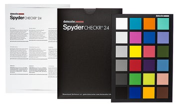 New Gear: Datacolor SpyderCHECKR 24 For Nailing Your White Balance