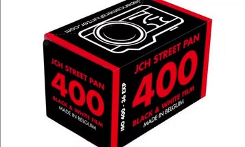 Japan Camera Hunter Introduces Branded Film: JCH StreetPan 400 Black and White