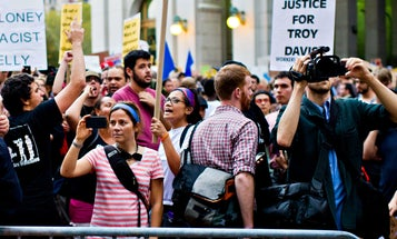 Charges Dropped Against Photographer Arrested in May Day Protests