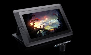 New Gear: Wacom Cintiq 13HD Interactive Pen Display