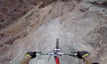 This Insane Mountain Bike Run Is Why Action Cameras Were Invented