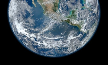 """NASA's Newest """"Blue Marble"""" Shot is 64,000,000 Pixels of Earthly Beauty"""