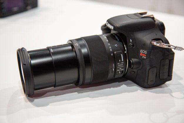 First Impressions: Sigma 18-200mm F/3.5-6.3 DC OS HSM zoom