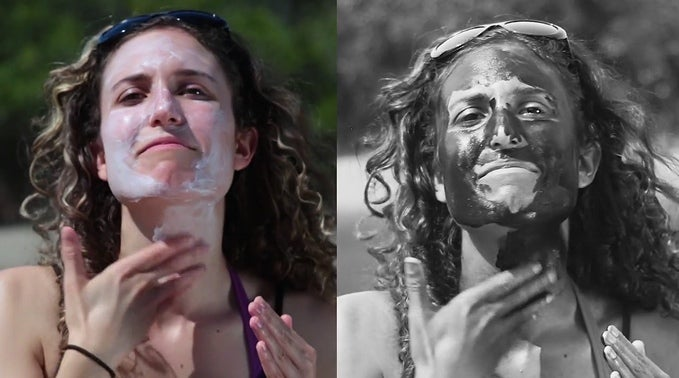 Sunscreenr UV Camera kickstarter