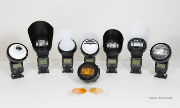 The Spinlight 360 Will Grant You Modular Flash Control