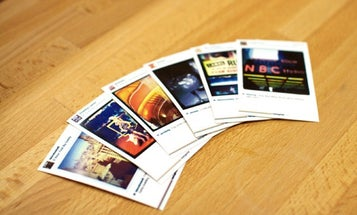 Instaprint Teams up with Instagram, Offers Poloroid-like Gratification