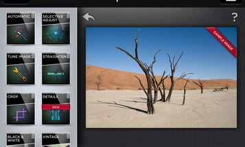 New Gear: Nik's iOS Image Editing App, Snapseed Coming to OSX, Android