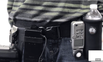 New Gear: Spider Monkey Belt Holster Attachments For Flashes And Other Accessories