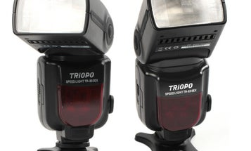 New Gear: Triopo TR-850EX is a Radio Controlled Flash for Just $70