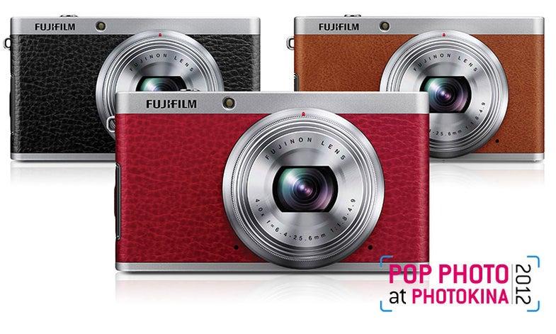 Fujifilm x-f1
