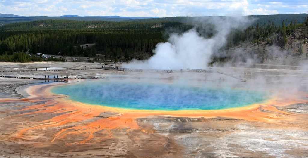 """Yellowstone"