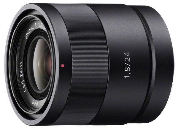 Sony 24mm F/1.8