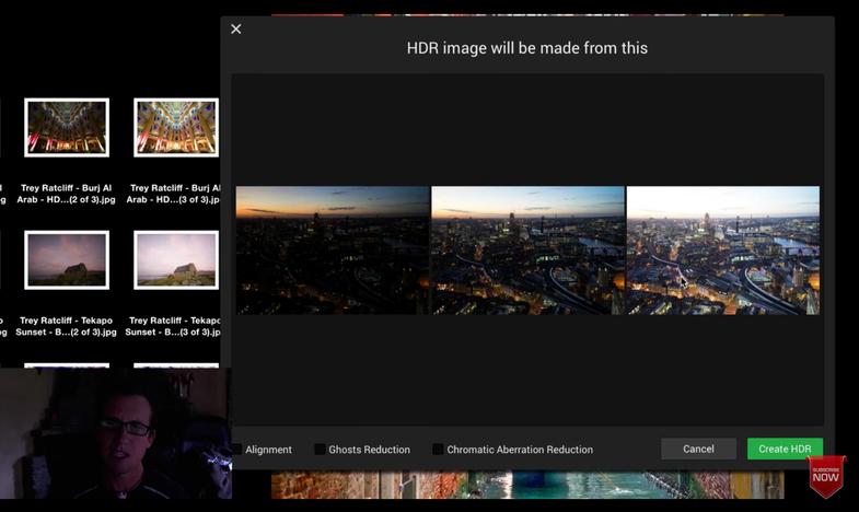 Aurora HDR Pro Photo Editing Software