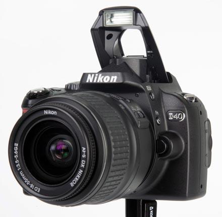"""""""Nikon-D40"""""""