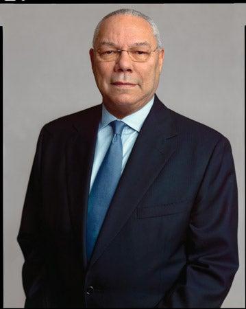 """Timothy-Greenfield-Sanders-Portrait-of-Colin-Powe"""