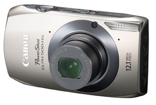 PowerShot ELPH 500 HS