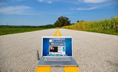 Wireless-Broadband-Card-Speed-Test