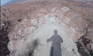 This Insane Mountain Bike Action Camera Footage Might Make You Physically Flinch