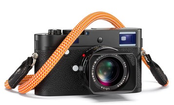 The Leica x COOPH Rope Camera Straps are rather handsome