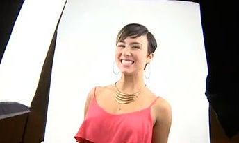 Video: American Photo Model Shoot 2012