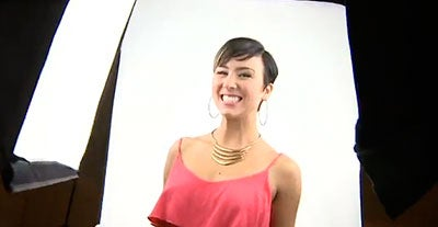 Model Shoot Promo Video