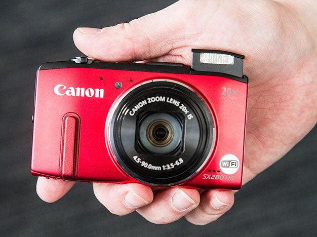 Canon SX280 HS Compact Camera