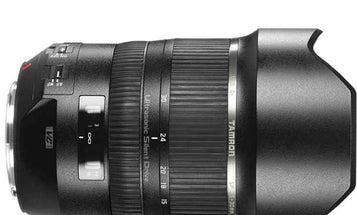 Lens Test: Tamron 15–30mm f/2.8 Di VC USD