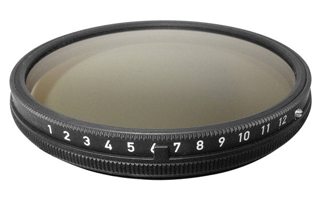 Heliopan Variable ND filter