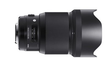 Sigma 85mm f/1.4 Art Prime Lens