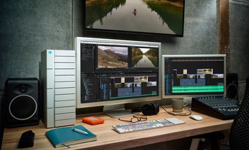 New Gear: LaCie 12big Thunderbolt 3 Offers Up to 96 TB of Storage For 4K Video Editing