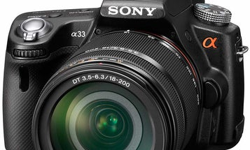 Sony a33