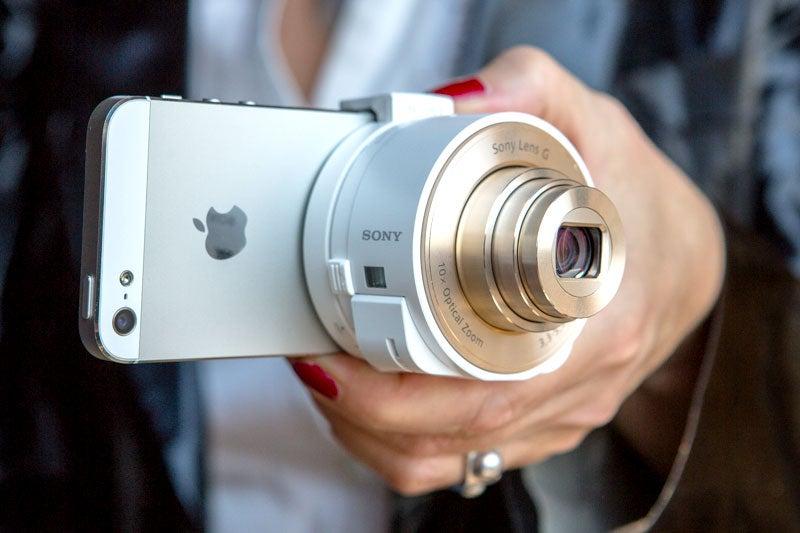 Sony QX Cameras