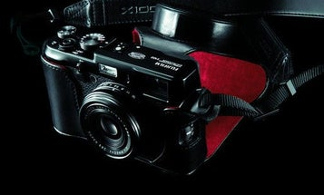 Fujifilm to Release Limited Edition Black X100