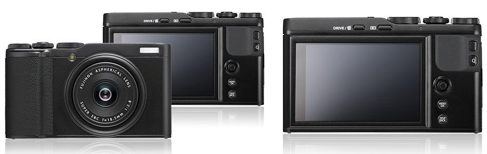 XF10  APS-C compact camera