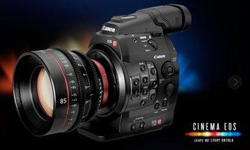 Canon Announces C300 Cinema EOS Digital Movie Camera and Prototype DSLR