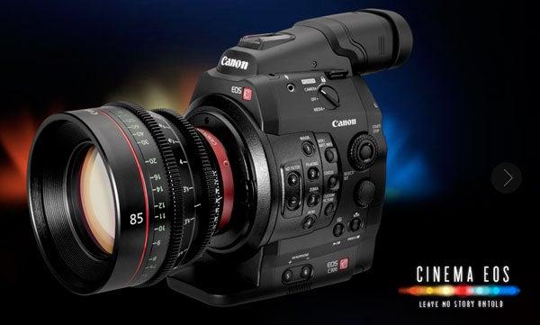 Canon C300 main