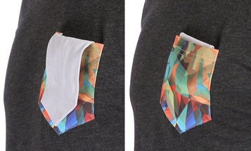 Genius T Shirts Have Built-In Camera Lens Cleaning Cloths
