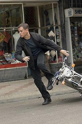 """Actor-Matt-Damon-jumps-from-his-motorbike-during-t"""