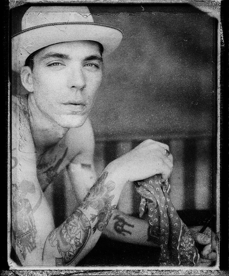 Danny Clinch's Polaroids