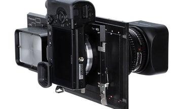 Fotodiox RhinoCam Mimics a Medium Format Digital Camera Using A Sony NEX Camera