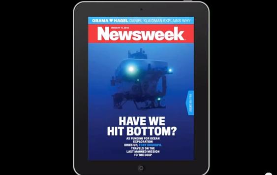 """""""Newsweek"""