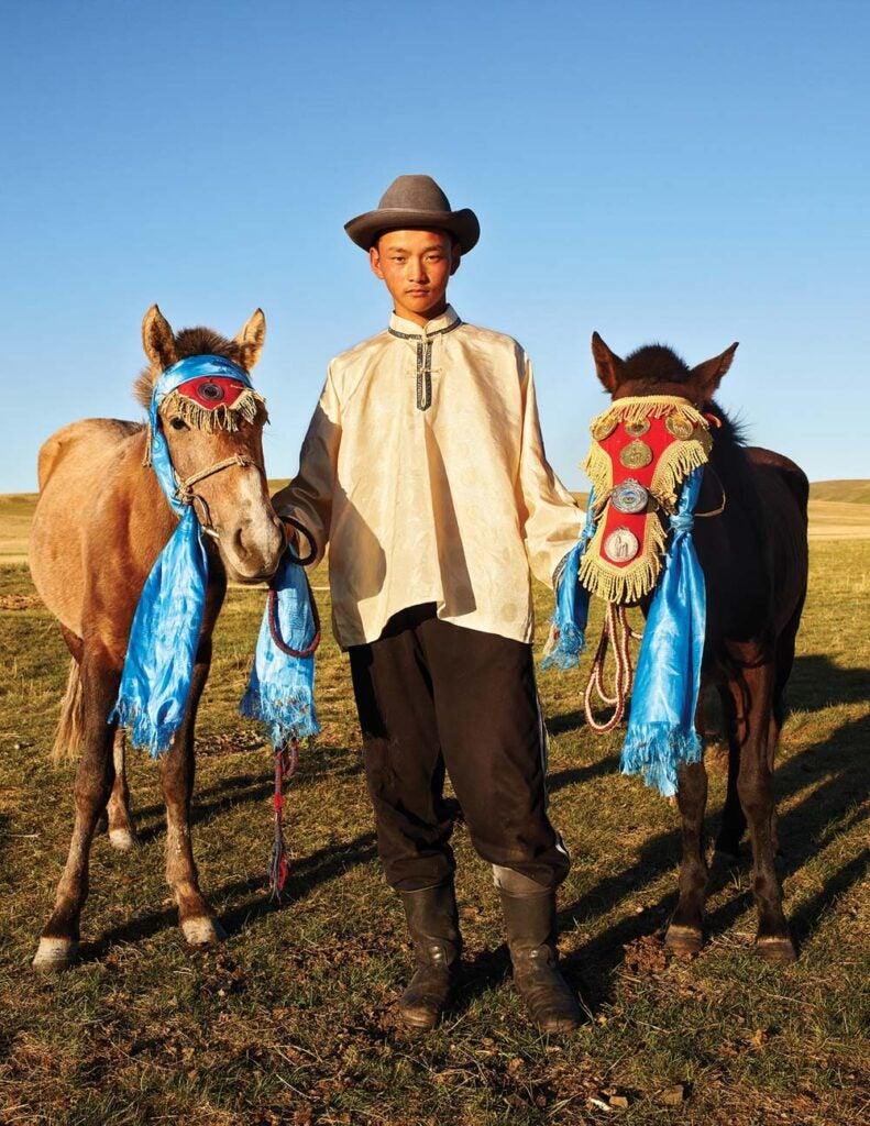 """Mongolian"