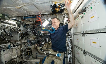 Check out the first 8k video footage from the International Space Station