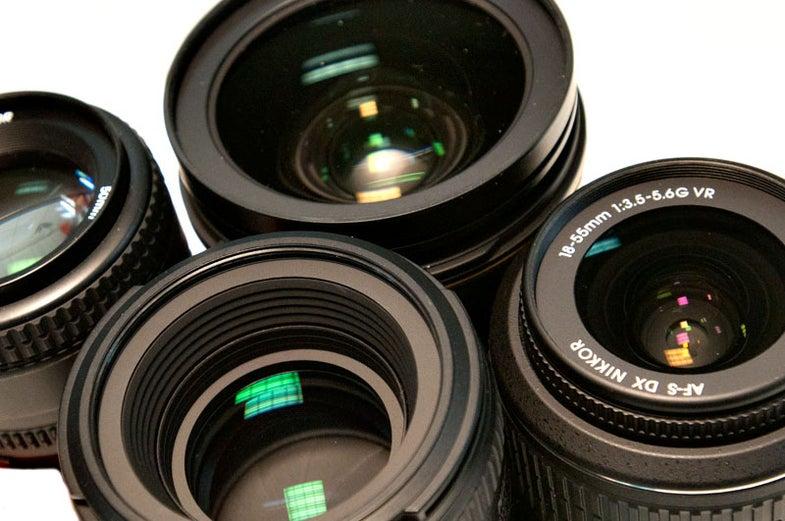 60 Million Nikkor Lenses