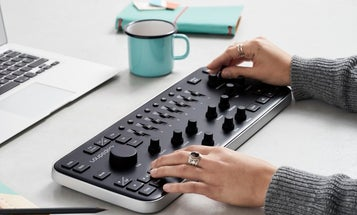 Loupedeck Is a Lightroom Console for Tactile Photo Editing with Knobs and Buttons