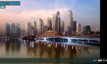 This Beautiful Time Lapse of Singapore Took A Crazy Amount of Work