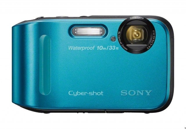 Sony TF1 Waterproof Camera