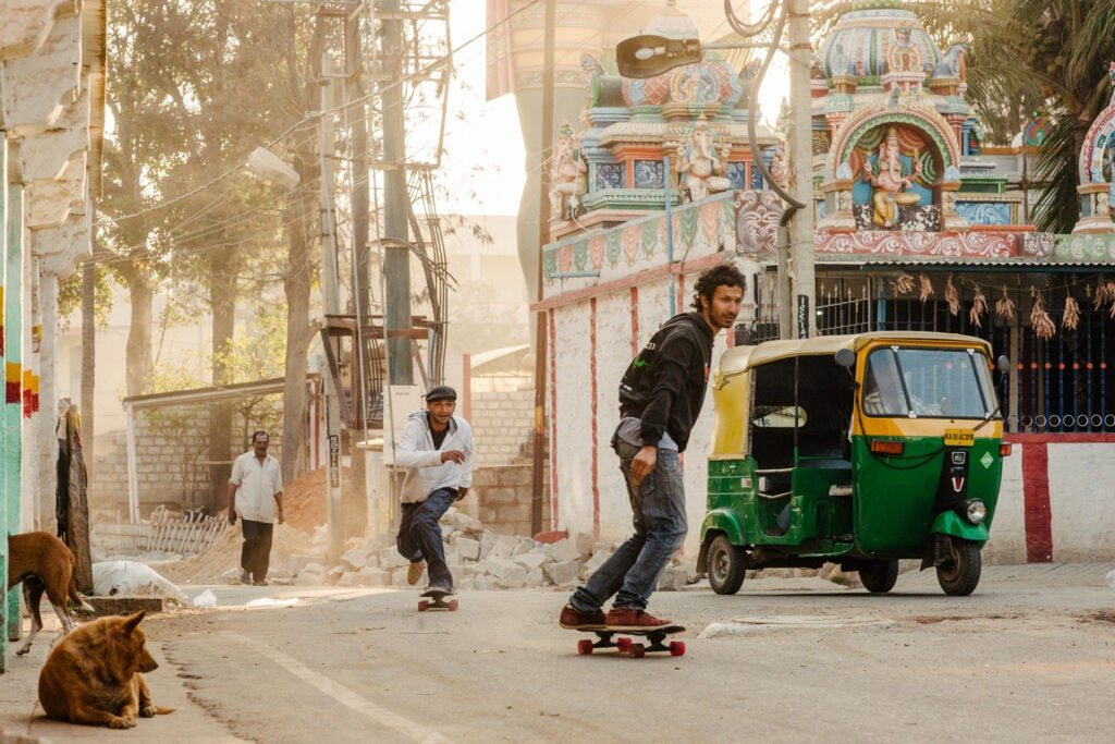 Skateboard Travel Photography By Jonathan Mehring
